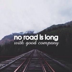 Keep good company. #quotes