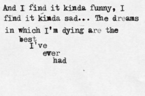 Sad Song Lyrics Tumblr Quotes Awesome-lyrics-mad-world-sad- ...