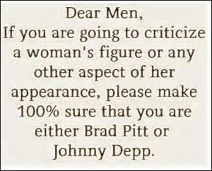 Dear Men!