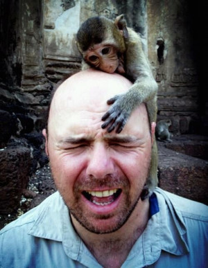 an idiot abroad karl pilkington