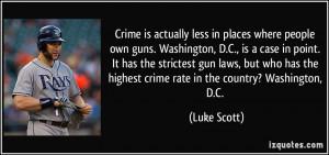 More Luke Scott Quotes