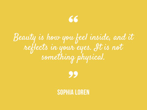 20 Quotes Making You Feel Beautiful!