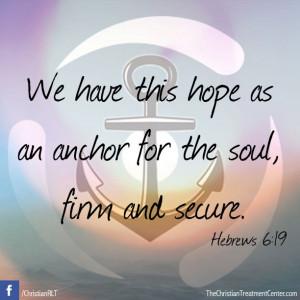 Inspiration #Quotes #Scripture #Anchor