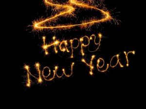 最新2013新年桌面壁纸2
