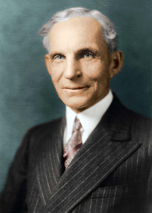 Henry Ford, 1930