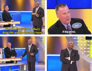 ... Moments From Steve Harvey's Family Feud... I Am In Tears Laughing