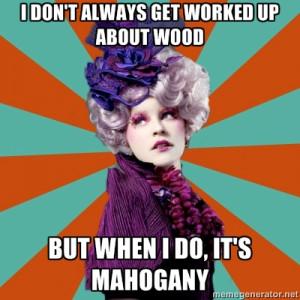 Mahogany - the-hunger-games Fan Art