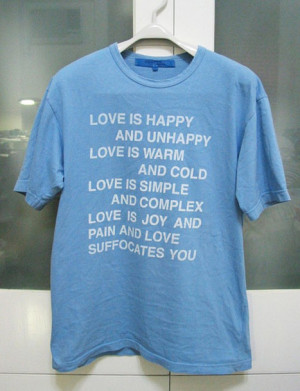 shirt happy t shirt comfy simple joy quote on it inspirational blue ...