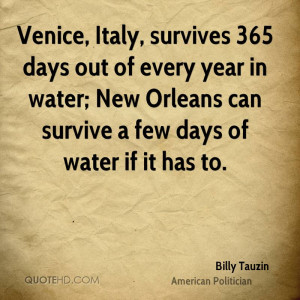 Venice, Italy, survives 365 days out of every year in water; New ...