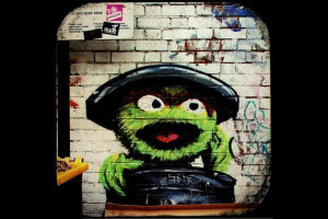 Oscar the Grouch picture
