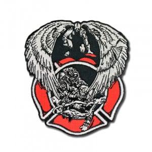 Fallen Firefighter Patch