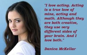 Danica mckellar famous quotes 5