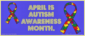 Gearing For National Autism...