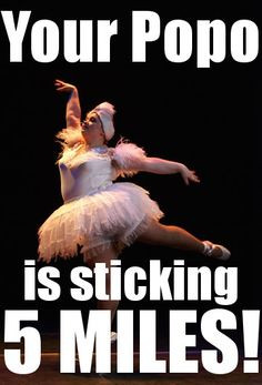 Funny Ballet Quotes