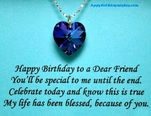 Happy Birthday Quotes for Friends - Best Birthday Quotes