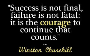 Words of encouragement, quotes, sayings, winston churchill