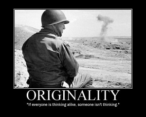 Patton on Character