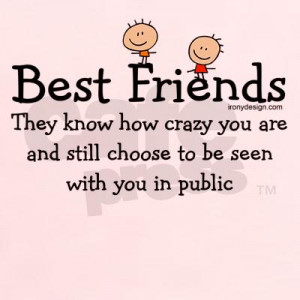 Friendship Quotes for Girls Funny