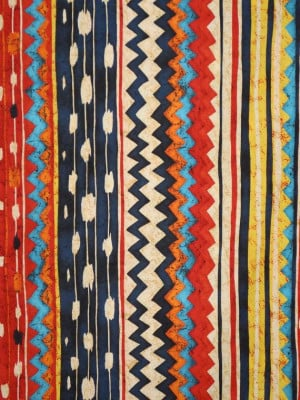 Kilim Stripes, Colors Include, Alexander Henry, Cotton Prints, Decor ...