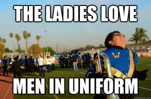 25 Hilariously Awesome Marching Band Memes