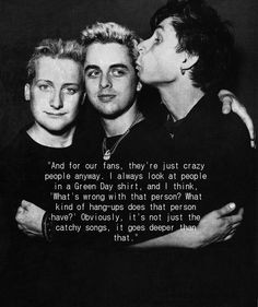 Green Day Quotes More
