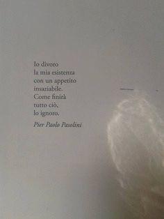 Pier Paolo Pasolini Quotes Quotesgram
