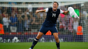 Quote Of The Morning: Abby Wambach Is Looking To The Wrong Guy