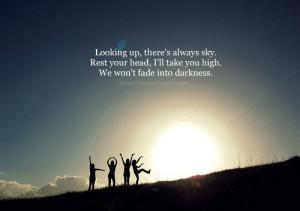 "Avicii, ""Fade into Darkness"""