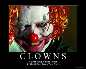 English Circus Offers Clown Therapy: Are You Afraid of Clowns?