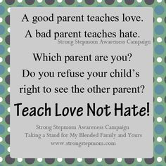 Are you a good parent or a bad parent? More