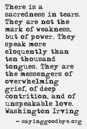 Grief Loss Love Pain Quote