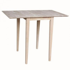 Drop Leaf Dining Tables For Small Spaces Kitchen Table