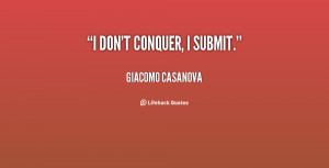 Will Conquer Quotes