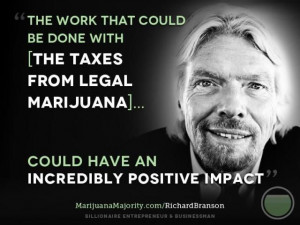 ... Highlights Celebs And Tech Leaders Who Support Pot Legalization