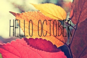 , happy, hello, hello october, leaf, life, live, love, music, october ...