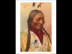 Sitting Bull: The Hostile Sioux Indian Chief