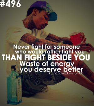 wiz khalifa quotes about relationships