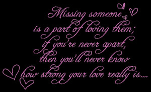 Missing You Poems for Him in Jail | sad quotes missing him , must kill ...