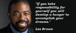 Les brown famous quotes 1