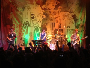 The Jefferson Review: Walk The Moon 1.29.13
