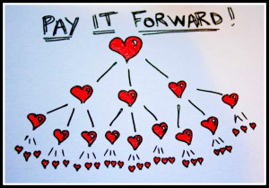 Pay It Forward Challenge-