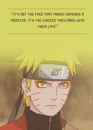 Naruto Uzumaki. Not only does this fit with Naruto and the other ...