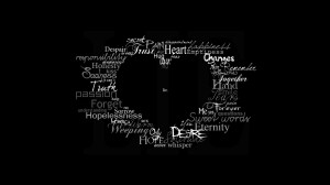 Love Heart Quotes Background HD Wallpaper. We provides free to ...