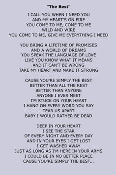 tina turner more lyrics three tina turner songs lyrics music quotes