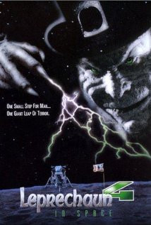 Leprechaun 4: In Space (1996) Poster