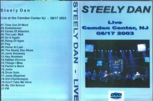 Steely Dan Live Camden