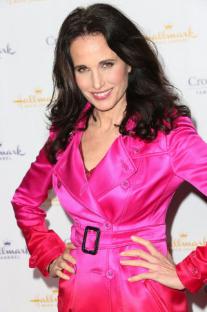 Andie Macdowell Photo Actress