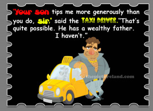 Funny Jokes Images Of Taxi Driver