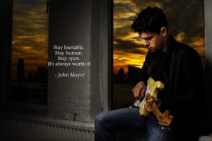John Mayer Quotes Love