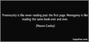 More Mason Cooley Quotes